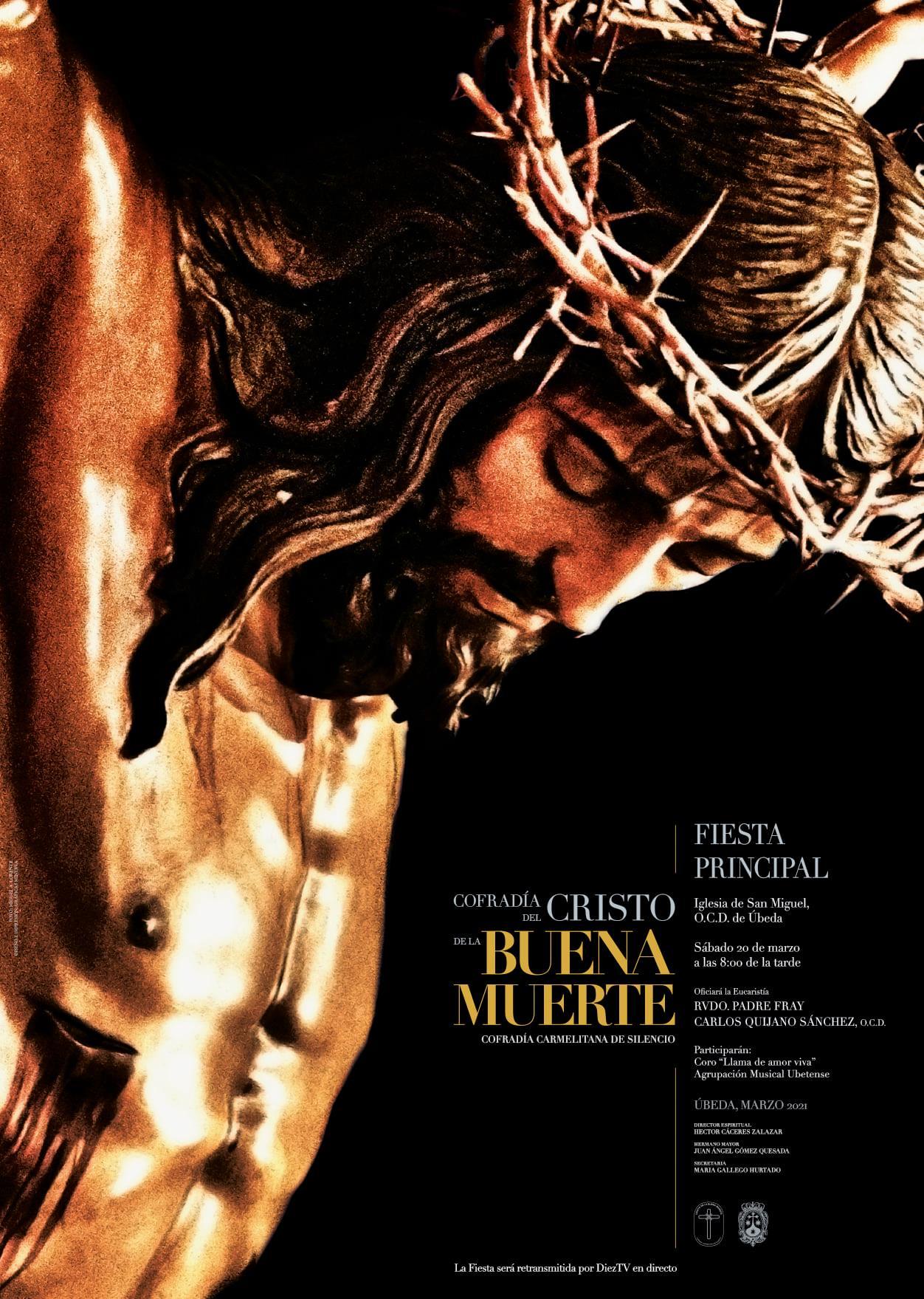 Fiesta Principal Cristo Buena Muerte Úbeda